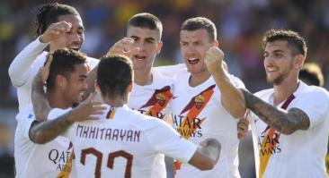 Прогноз и ставка на матч Рома – Боруссия Менхенгладбах 24 октября 2019 года