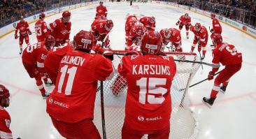 Спартак — Сибирь и еще два хоккейных матча: экспресс дня на 16 октября 2019 года
