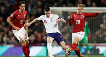Чехия — Англия и еще два футбольных матча: экспресс дня на 11 октября 2019 года