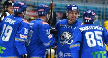 Салават Юлаев — Барыс и еще два хоккейных матча: экспресс дня на 9 октября 2019 года