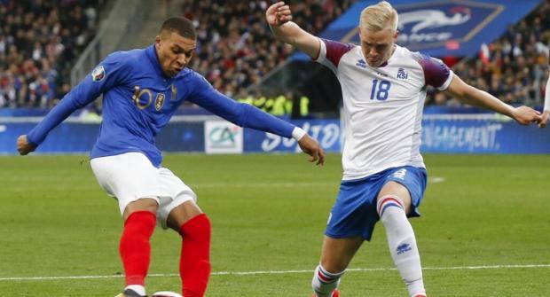Прогноз и ставка на матч Исландия — Франция 11 октября 2019