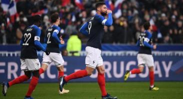 Прогноз и ставка на матч Исландия — Франция 11 октября 2019 от БК Олимп
