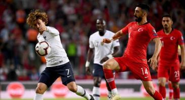 Прогноз и ставка на матч Франция — Турция 14 октября 2019