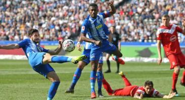 Прогноз и ставка на матч Герта — Фортуна 4 октября 2019