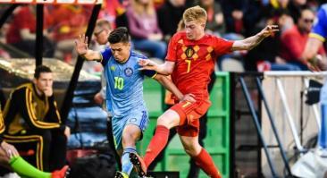 Прогноз и ставка на матч Казахстан – Бельгия 13 октября 2019 года