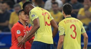 Прогноз и ставка на матч Колумбия – Чили 12 октября 2019 года