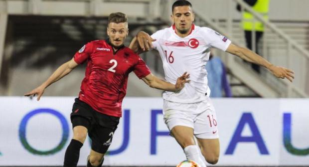 Прогноз и ставка на матч Турция - Албания 11 октября 2019 года