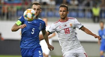 Прогноз и ставка на матч Венгрия — Азербайджан 13 октября 2019