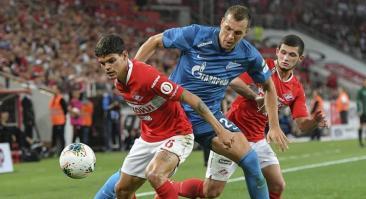 Зенит – Спартак: прогноз и ставка на матч 1 декабря 2019