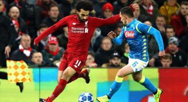Ливерпуль – Наполи: прогноз и ставка на матч 27 ноября 2019
