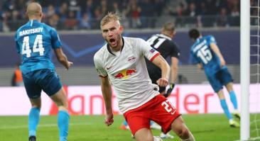 Зенит – Лейпциг: прогноз и ставка на матч 5 ноября 2019