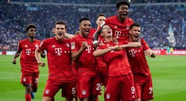 Бавария — Боруссия и еще два футбольных матча: экспресс дня на 9 ноября 2019 года