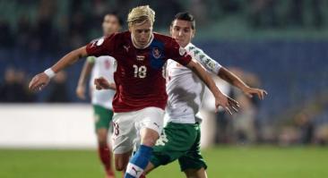 Прогноз и ставка на матч Болгария — Чехия 17 ноября 2019