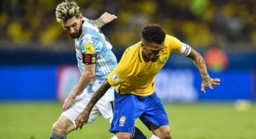Прогноз и ставка на матч Бразилия – Аргентина 15 ноября 2019 года