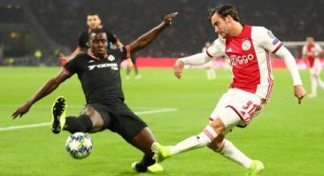 Прогноз и ставка на матч Челси — Аякс 5 ноября 2019 от БК Фонбет