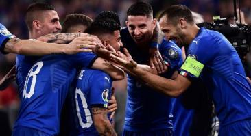 Босния и Герцеговина — Италия и еще два футбольных матча: экспресс дня на 15 ноября 2019 года