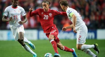 Прогноз и ставка на матч Ирландия — Дания 18 ноября 2019