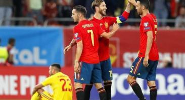 Прогноз и ставка на матч Испания – Румыния 18 ноября 2019 года