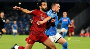 Прогноз и ставка на матч Ливерпуль – Наполи 27 ноября 2019 года