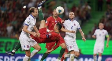 Люксембург — Португалия и еще два футбольных матча: экспресс дня на 17 ноября 2019 года