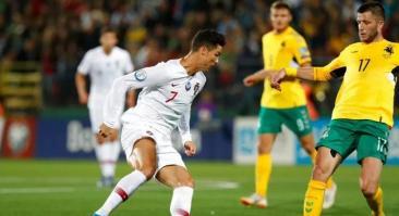 Прогноз и ставка на матч Португалия – Литва 14 ноября 2019 года