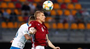 Прогноз и ставка на матч Словения — Латвия 16 ноября 2019