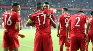 Прогноз и ставка на матч Турция — Исландия 14 ноября 2019 от БК Фонбет