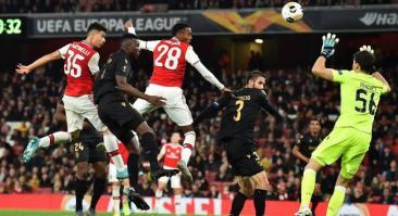 Прогноз и ставка на матч Витория Гимарайнш – Арсенал 6 ноября 2019 года.