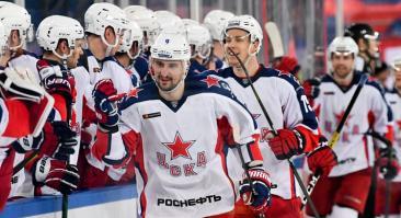 ЦСКА победил в «Зимней классике» и захватил лидерство на Западе