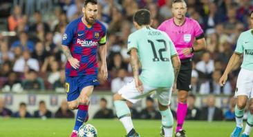 Интер – Барселона: прогноз и ставка на матч 10 декабря 2019