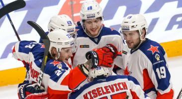 Прогноз и ставка на игру СКА – ЦСКА 19 декабря 2019 года