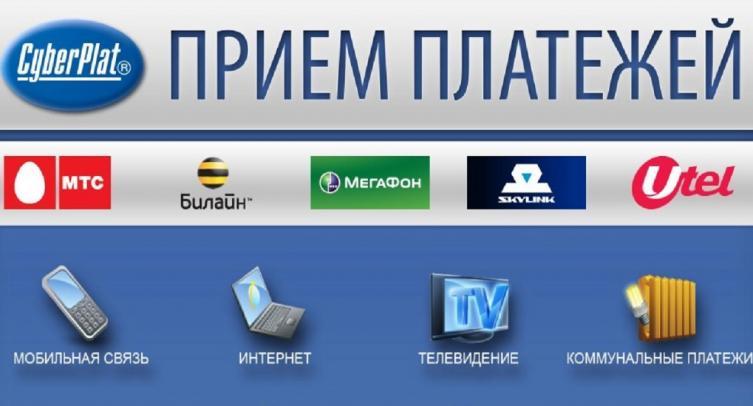 CyberPlat электронные платежи