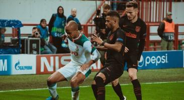 Атлетико — Локомотив и еще два футбольных матча: экспресс дня на 11 декабря 2019 года