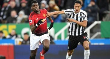 Манчестер Юнайтед – Ньюкасл: прогноз и ставка на матч 26 декабря 2019