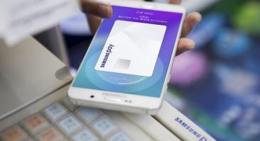 Samsung pay – система мобильных платежей