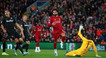 Прогноз и ставка на матч Зальцбург – Ливерпуль 10 декабря 2019 года