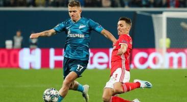 Бенфика — Зенит и еще два футбольных матча: экспресс дня на 10 декабря 2019 года