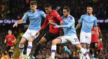 Манчестер Юнайтед – Манчестер Сити: прогноз и ставка на матч 7 января 2020