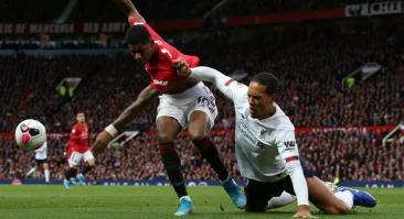 Ливерпуль – Манчестер Юнайтед: прогноз и ставка на матч 19 января 2020
