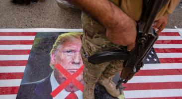 Ликвидания иранского генерала Сулеймани понизила коэффициент на переизбрание Трампа