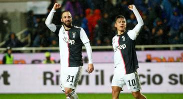 Игуаин забил в Кубке Италии после трех «стенок» с Дибалой. «Юве» и здесь фаворит