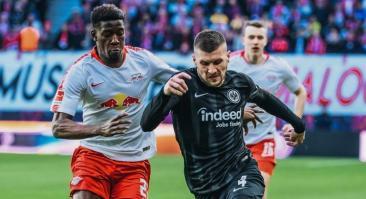 Прогноз и ставка на матч Айнтрахт (Франкфурт) — РБ Лейпциг 25 января 2020