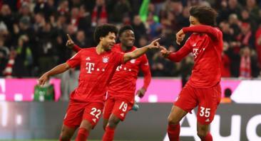 Прогноз и ставка на матч Герта — Бавария 19 января 2020