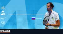 Может ли Даниил Медведев выиграть Открытый чемпионат Австралии Обзор от БК Pinnacle