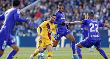 Барселона — Леганес и еще два футбольных матча: экспресс дня на 30 января 2020 года