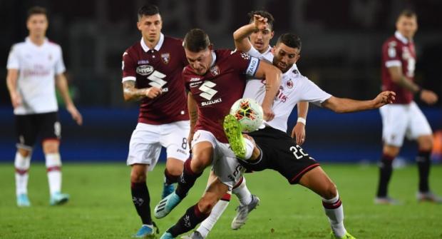 Милан — Торино и еще два футбольных матча: экспресс дня на 27 января 2020 года
