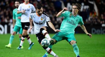 Прогноз и ставка на матч Валенсия – Реал Мадрид 8 января 2020 года