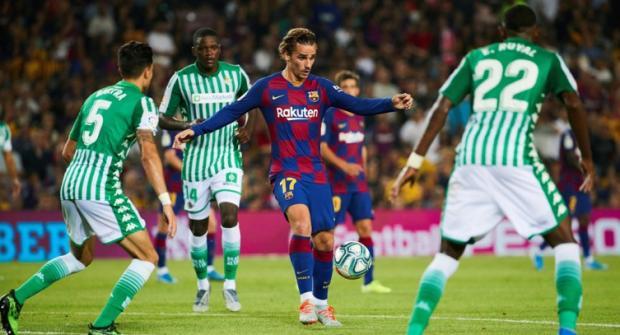Прогноз и ставка на матч Бетис – Барселона 9 февраля 2020 года