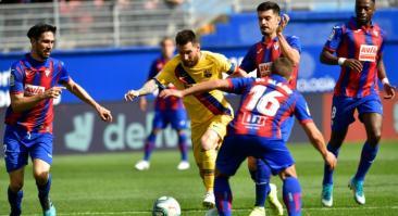 Прогноз и ставка на матч Барселона – Эйбар 22 февраля 2020 года