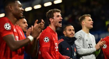 «Бавария» стала третьей командой в истории Лиги чемпионов, которой удавалось выиграть 7 стартовых матчей турнира